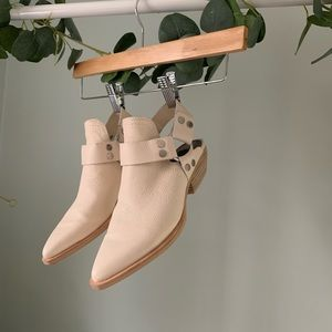 dolce vita ivory boots